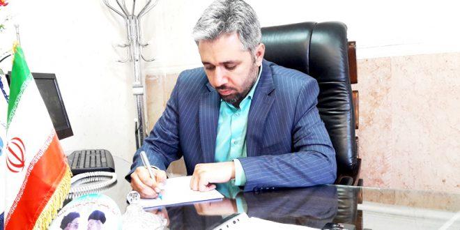 پیام سرپرست دانشگاه علمی کاربردی شهرداری ورامین به مناسبت 14 و 15 خرداد