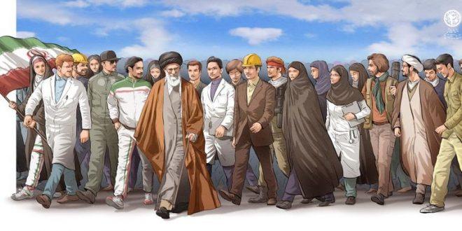 رهبر انقلاب اسلامی در بیانیهای مهم بهمناسبت چهلسالگی انقلاب با جوانان ایران سخن گفتند؛ …به جوانان عزیزم، در آغاز فصل جدید جمهوری اسلامی