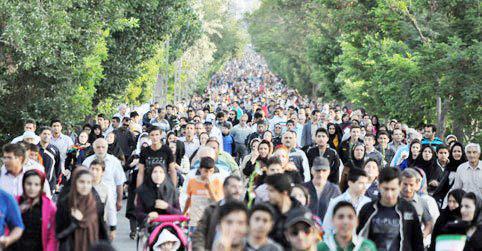 ثبت نام همایش پیاده روی ویژه دانشجویان دختر و پسر