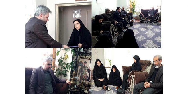 رئیس دانشگاه علمی کاربردی شهرداری ورامین: شهید غلامی یاراحمدی در راه دفاع از حرم آل الله(ع) به شهادت رسید